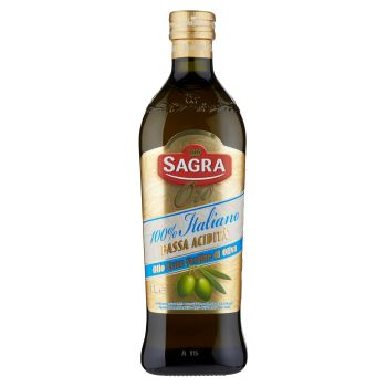 Olio extravergine di oliva Sagra Oro