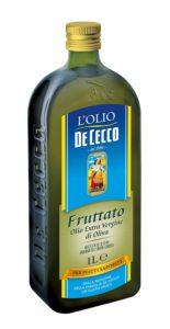 Olio extravergine di oliva De Cecco Fruttato