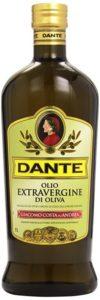 Olio extravergine di oliva Dante
